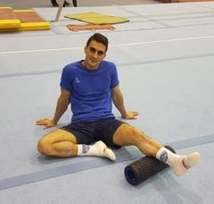 Cel mai bun gimnast roman se pregateste de retragerea din activitate: Dragulescu a solicitat renta viagera