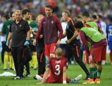 Cel mai bun jucator al finalei EURO 2016 il maguleste pe Cristiano Ronaldo