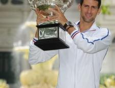 Cel mai bun jucator de tenis al planetei si-a inceput cariera in Romania