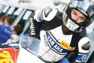 Cel mai bun motociclist al Romaniei se zbate intre viata si moarte