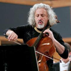 Cel mai bun si cel mai nebun violoncelist al lumii in recital la Bucuresti