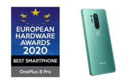 Cel mai bun telefon din Europa in 2020. Premiul, acordat unui producator chinez mai putin cunoscut