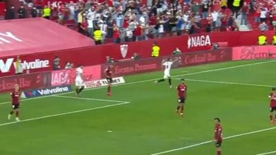 Cel mai ciudat gol al sezonului! Nu îți vine să crezi cum a intrat mingea în poartă VIDEO