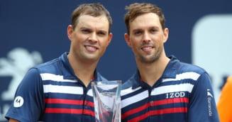 Cel mai de succes dublu din lumea tenisului isi anunta retragerea