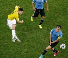 Cel mai frumos gol de la CM 2014: FIFA a facut anuntul oficial