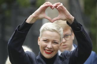 Cel mai important premiu pentru drepturile omului, acordat opozantei belaruse încarcerate Maria Kolesnikova. Înalta demnitate valorează 60.000 de euro