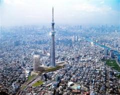 Cel mai inalt turn din lume, deschis vizitatorilor