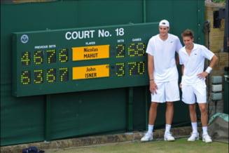 Cel mai lung meci de tenis din istorie: se intampla la Wimbledon in urma cu 11 ani VIDEO