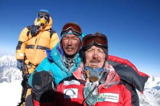 Cel mai mare alpinist roman din toate timpurile a decedat. Gheorghe Dijmarescu a urcat pe varful Everest de noua ori