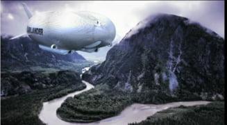 Cel mai mare aparat de zbor din lume a fost testat (Video)
