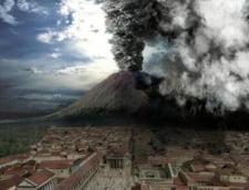 Cel mai mare cataclism al civilizatiei antice, petrecut la 24 august, anul 79