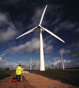 Cel mai mare complex eolian din lume, construit in Romania