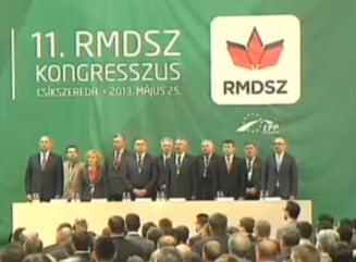 Cel mai mare congres din istoria UDMR - Ce s-a decis