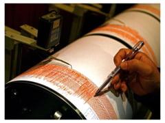 Cel mai mare cutremur din 2015 a avut loc sambata in Vrancea
