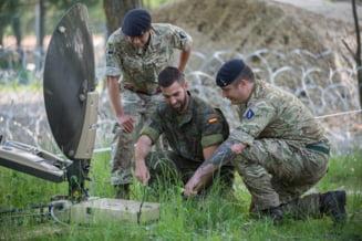 Cel mai mare exercitiu de comunicatii si informatica al NATO va avea loc in Romania