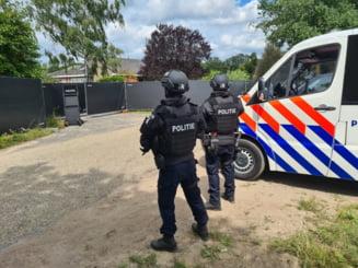 Cel mai mare laborator clandestin de droguri sintetice, descoperit în Olanda. Producea stupefiante în valoare de un milion de euro pe zi