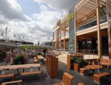 Cel mai mare restaurant McDonald's, langa stadionul olimpic de la Londra