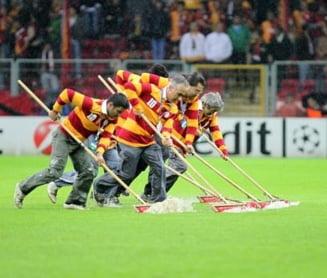 "Cel mai modern stadion din Turcia, transformat in ""orezarie"" la Galatasaray - CFR"