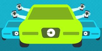 Cel mai nou serviciu Uber vine si in Romania
