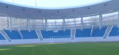 Cel mai nou stadion de lux din Romania e gata, cu o intarziere de 3 ani