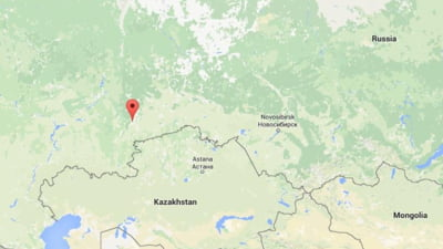 Cel mai poluat loc din lume se afla in Rusia
