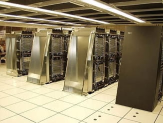 Cel mai puternic calculator face cât 175. 000 de laptopuri şi costă.