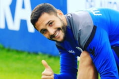 Cel mai scump fotbalist roman al momentului: Cati bani cere Deportivo pentru Florin Andone