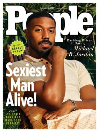 """Cel mai sexy barbat in viata in 2020. Actorul de 33 de ani, cunoscut pentru filme precum """"Fahrenheit 451"""" sau """"Black Panther"""""""