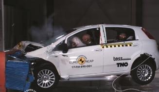 Cel mai slab rezultat din istorie: O masina vanduta si in Romania a obtinut 0 stele la testul de siguranta Euro NCAP (Video)