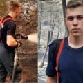 """Cel mai tânăr pompier român plecat în Grecia să stingă incendii. """"Dacă mâine s-ar face un nou apel pentru o astfel de misiune, aș fi primul înscris"""""""