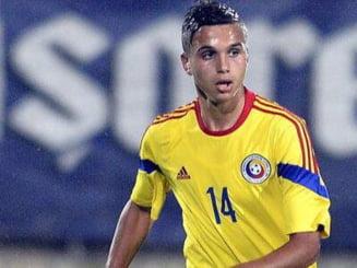 Cel mai tanar debutant din istoria nationalei Romaniei a revenit in Liga 1 - oficial