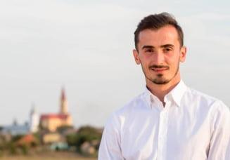 Cel mai tanar primar din Romania. Mesajul absolventului de Drept in varsta de 25 de ani care a castigat in comuna Cenad - rezultate alegeri locale 2020