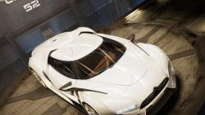 Cel mai tare concept al anului: Citroen GT (Galerie foto)