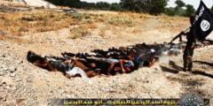 Cel mai terifiant masacru al Statului Islamic, cu sute de morti - marturii si imagini care-ti taie rasuflarea