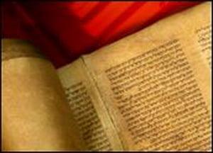 Cel mai vechi papirus cu scrierile lui Moise din Biblie, gasit in Italia