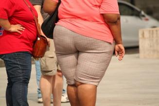 Cel putin 1 din 4 romani e obez. Si din ce in ce mai multi copii au aceasta problema