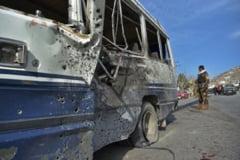 Cel putin 11 persoane au murit dupa explozia unui autobuz in Afganistan