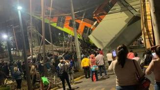 Cel putin 13 morti si 70 de raniti intr-un accident la metroul din Ciudad de Mexico