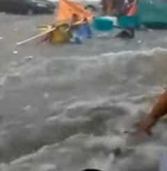 Cel putin 44 de morti in urma unei furtuni violente in Brazilia. Cele mai puternice ploi din ultimii 110 ani (Video)