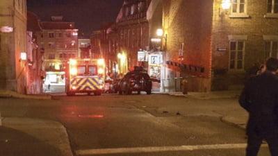 Cel putin doi morti si cinci raniti intr-un atac comis in noaptea de Halloween de un barbat costumat in haine medievale