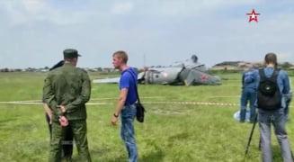 Cel putin sapte morti in Rusia dupa ce un avion L-410 al unei societati de voluntari s-a prabusit