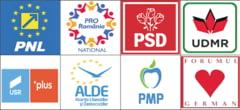 Cele 10 porunci care fac imposibile aliantele electorale, la Bucuresti, la Satu Mare si in alte parti