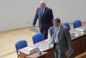 Cele 5 motive pentru care Sandu si Dragomir nu au fost condamnati la inchisoare cu executare in dosarul Craiova