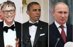 Cele mai admirate personalitati ale lumii: Papa il bate pe Obama, la el acasa
