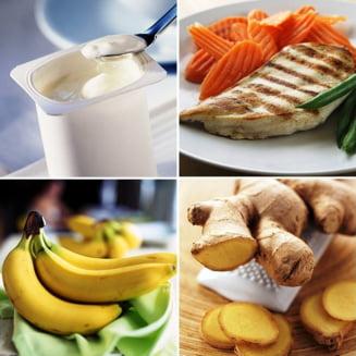 Cele mai bune, cele mai rele alimente pentru digestie