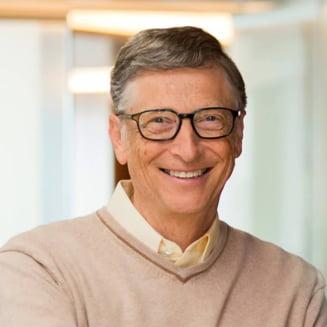 Cele mai bune carti pe care le-a citit Bill Gates in 2017. Ce recomandari face fondatorul Microsoft