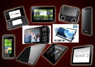 Cele mai bune gadget-uri noi din 2011