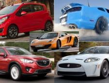 Cele mai bune masini ale anului 2012 (Galerie foto)
