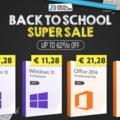 Cele mai bune oferte de software inapoi la scoala 2021 o licenta Windows 10 Pro ajunge la doar 6.28 euro in bundle
