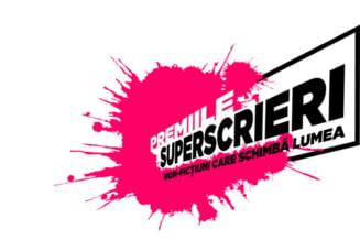 Cele mai bune scrieri ale anului se anunta la Gala Premiilor Superscrieri 2012
